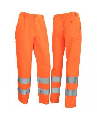 Pantaloni alta visibilità fustagno SALERNO