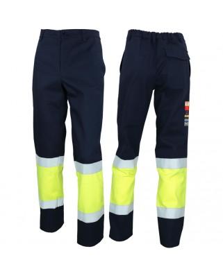 Pantaloni alta visibilità multinorma CORFU'