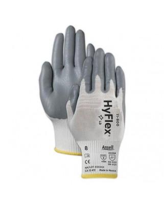 Guanti nitrile polsino HyFlex® 11-800