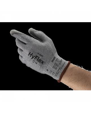 Guanti PU polsino HyFlex® 11-627