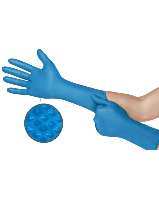 GUANTI NITRILE SENZA POLVERE MICROFLEX® 93-283