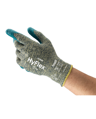 GUANTI NITRILE POLSINO HYFLEX® 11-501