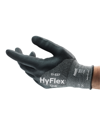 GUANTI NITRILE POLSINO HYFLEX® 11-537
