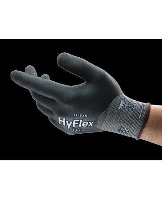 GUANTI NITRILE POLSINO HYFLEX® 11-539