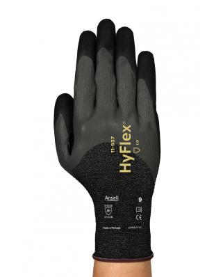 GUANTI NITRILE POLSINO HYFLEX® 11-937