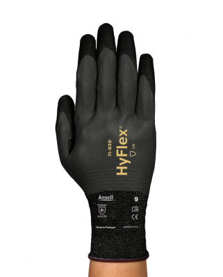 GUANTI NITRILE POLSINO HYFLEX® 11-939