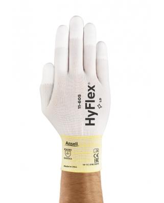 GUANTI PU POLSINO HYFLEX® 11-605