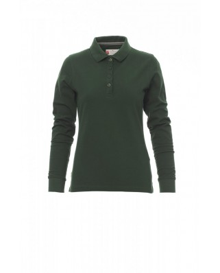 POLO MANICHE LUNGHE FLORENCE LADY