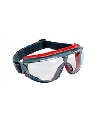Occhiali mascherina lenti trasparenti GEAR 500