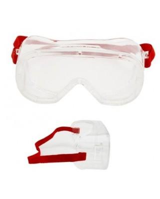 Occhiali mascherina lenti trasparenti 4800 71347-00014M