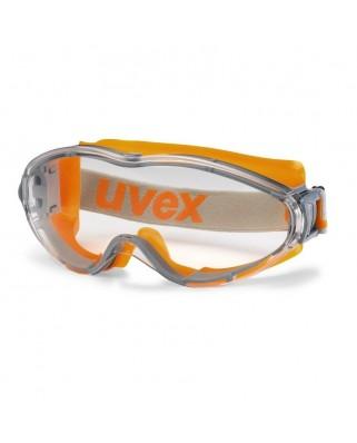 Occhiali mascherina lenti incolore ultrasonic 9302-245