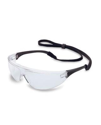 Occhiali lenti incolore Millennia Sport nero