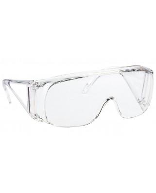 Occhiali trasparenti visitatore Polysafe™