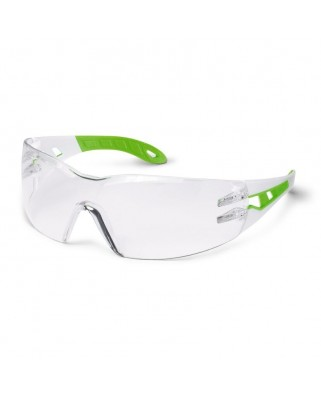 Occhiali lenti incolore pheos 9192-725 bianco/verde