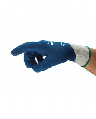 Guanti nitrile polsino HyFlex® 11-919 (ex Nitrotough® N1700)