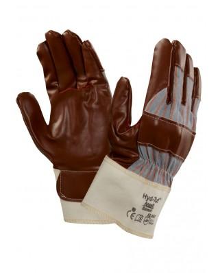 Guanti nitrile manichetta Hyd-Tuf 52-547