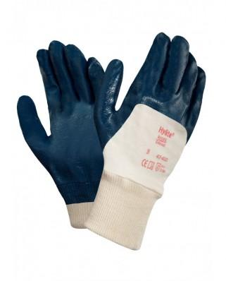 Guanti nitrile polsino Hylite® 47-400