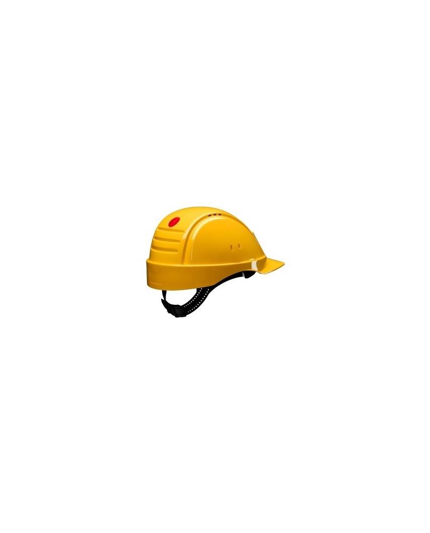 Elmetto G2000 uvicator® giallo G2000CUV-GU 3M