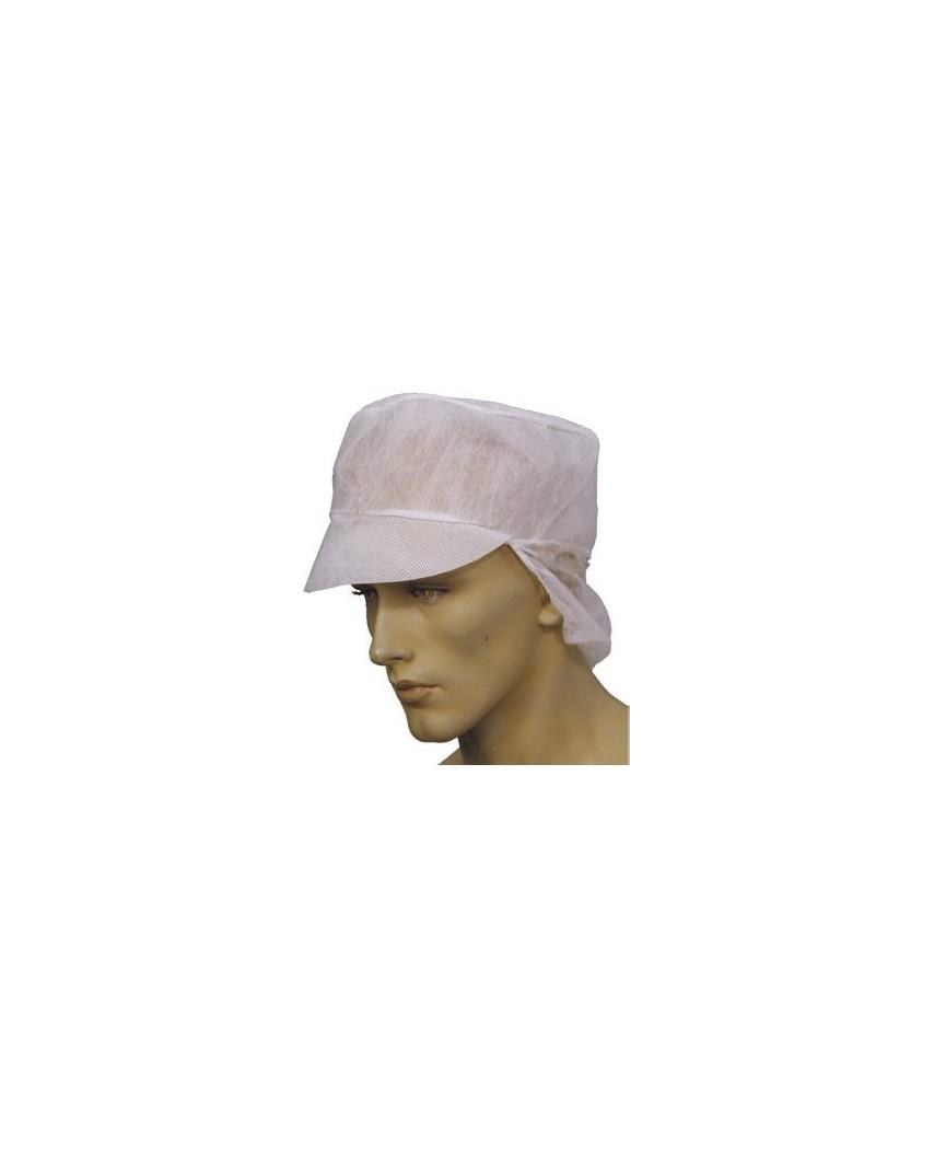 Cappellini PLP con visiera e reggicapelli STARTEX