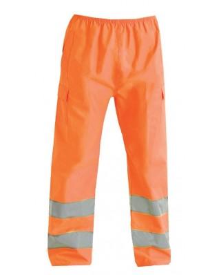 Pantaloni alta visibilità imepermeabili Hurricane pants