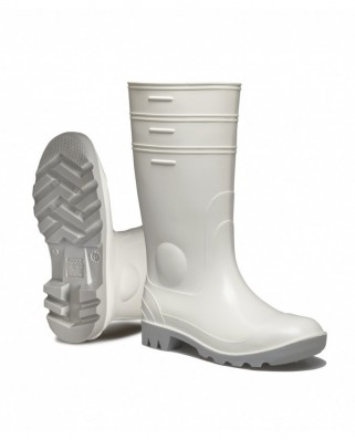 Stivali S4 SRC Safron bianco